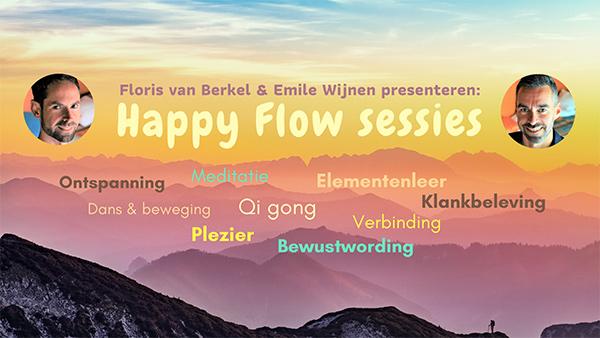 Happy flow sessie