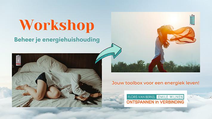 workshop beheer je energiehuishouding